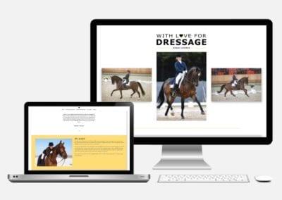With Love For Dressage – Kesteren